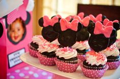 Minnie Mouse Treats