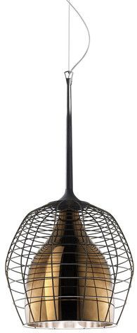 Diesel Living with Foscarini Cage Pendant Light