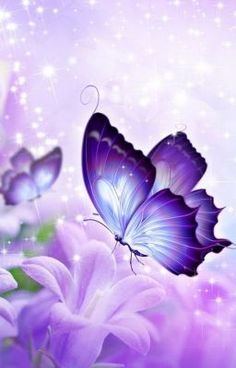 Glamrous Beauty of Nature Butterfly Wallpaper Iphone, Cellphone Wallpaper, Flower Wallpaper, Wallpaper Backgrounds, Butterfly Drawing, Butterfly Painting, Butterfly Watercolor, Butterfly Embroidery, Purple Butterfly