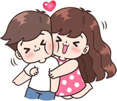 I love u I like u muaaah 😘 Cute Chibi Couple, Love Cartoon Couple, Cute Cartoon Girl, Cute Love Cartoons, Cute Couple Art, Cartoon Girl Drawing, Cute Couples, Cute Love Pictures, Cute Cartoon Pictures