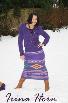 """Chaqueta """"Sueno Foletovy."""" + Dress """"contrastes peruanos"""""""