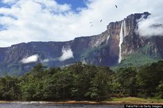 Venezuela's Angel Falls Is The Most Epic Waterfall On Earth