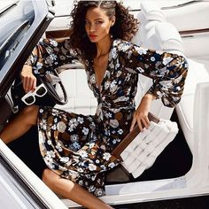 Repost from @joansmalls using @RepostRegramApp - So honored to front the @michaelkors 2017 Campaign! The year is off to a good start 💥photo #mariotestino #stylist #paulcavaco #makeup #tompecheux #hairbyme #orlandopita using #orlandopitaplay #naturaltexture