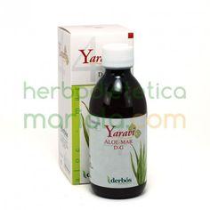 Derbós, Yaraví 4 D-G Aloe-Mar, contribuye a mantener el bienestar digestivo favoreciendo las funciones digestivas.