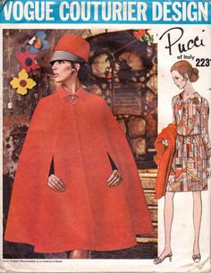 Sz 10 60s Vogue Couturier Design Sewing by allthepreciousthings, $85.00