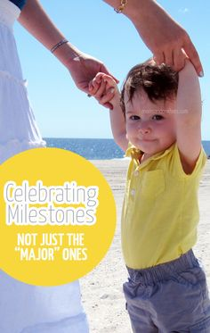 Pin this post, to help spread the message of other milestones to celebrate.