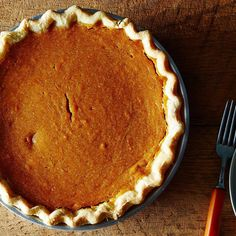 Sweet Potato Pie Recipe on Food52 recipe on Food52
