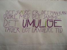 Voksen sengetøj. - www.mlk-broderi.dk