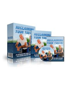 Reclaiming Your Youth - http://plrdigest.com/product/reclaiming-your-youth/