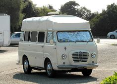 "Alfa Romeo Van ""Romeo 2"" Camping Car 