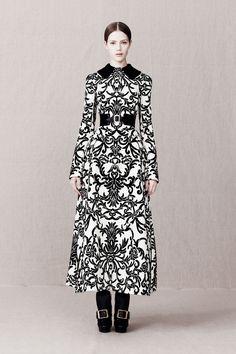 [ Moda de Subculturas ]: Alexander McQueen: Outono Renascentista