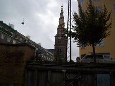 Kopenhaga - widok z tramwaju wodnego
