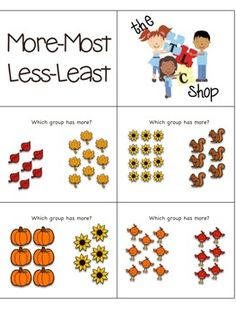 Here's a set of cards to practice comparing numbers.