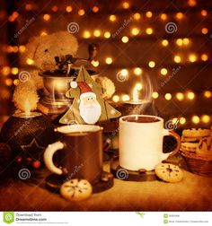 christmas-still-life-image-beautiful-christmastime-traditional-gingerbread-coffee-cups-table-teddy-bear-35053496.jpg (1300×1390)