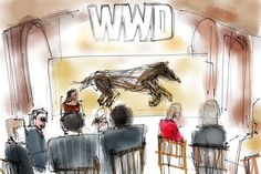 WWD Apparel & Retail CEO Summit at the Plaza Hotel, New York City.