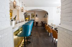 Apero bar is an Italian aperitivo drink and dining experience available only at The Ampersand Hotel, just foot steps from the hustle and bustle of busy London.