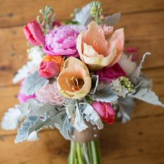 Need a floral pick-me-up? Thought so.  Bouquet by Madame Chrysanthemum, photo by @izzyhudgins