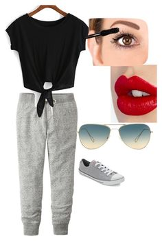 """""""Going to the doctors outfit"""" by reyawilber on Polyvore"""