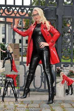 Long Leather Coat, High Leather Boots, Leather Pants, Black Leather, Leather Outfits, Sexy Boots, Casual Boots, Leather Bodycon Dress, Latex Dress