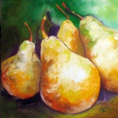 Image result for painting of four pairs fruit