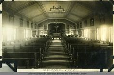 """Chapel 1920"" 