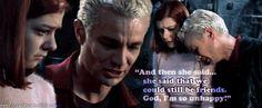 "Buffy - 3x08 - ""Lovers Walk"" #BTVS #LoversWalk"