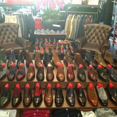 http://chicerman.com  jfitzpatrickfootwear:  Shoes shoes and more shoes at our @jfitzpatrickfootwear trunk show today thru Saturday at @kevinseahofficial in Boat Quay 55B Singapore.. .. 20% DISCOUNT ON SHOE PURCHASES DURING THE TRUNK SHOW. DONT MISS OUT.  #jfitzpatrick #jfitzpatrickfootwear #jfitzpatrickshoes #kevinseah #singapore #trunkshow (at Boat Quay)  #menshoes
