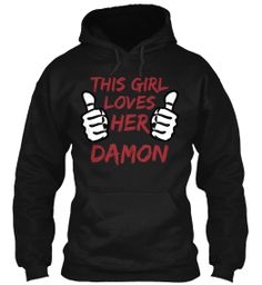 This Girl Loves Her Damon! | Teespring