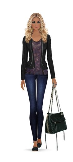 Look Styled For Covet Fashion: Jazz Festival