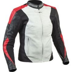 SEDICI - Women's Mona Leather Motorcycle Jacket - With race-ready features and Italian styling, the Sedici Women's Mona Leather Motorcycle Jacket is the perfect choice for women riders who don't sacrifice functionality for good looks. Bella signora!
