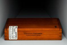 Forgetful Gentleman | Letterpress Correspondence System