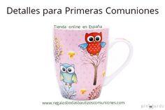 Detalles para Comuniones. Tienda online en España. www.regalosbodasbautizoscomuniones.com