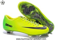 89608c85253eed (Yellow Green Black) Nike Mercurial Vapor IX Fast Forward 06 Edition FG  World Cup) 2014 Soccer Cleats