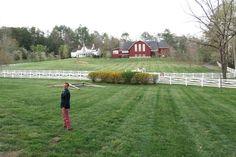 Easy Chic: Nathan Turner Visits Blackberry Farm