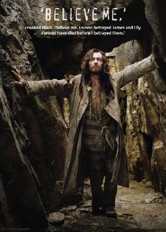 Sirius is one of my favourite characters