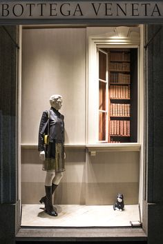 "BOTTEGA VENETA,Milan, Italy,""Perso e Trovato"", (Lost and Found), pinned by Ton van der Veer"