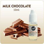 Milk Chocolate Flavor E-Liquid Nicotine - 10ml, 11mg