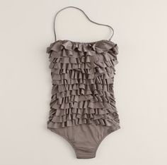 Cutest bathing suit! I want it!