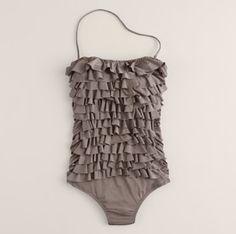 Cutest bathing suit! I want it!