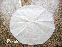 Pasticciando in cucina: Come tagliare la carta da forno su misura