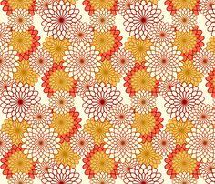 mumsred fabric by nightgarden on Spoonflower - custom fabric