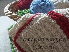 I have made this dish towel several times and it is my favorite one... so durable and easy to knit in a couple of hours.