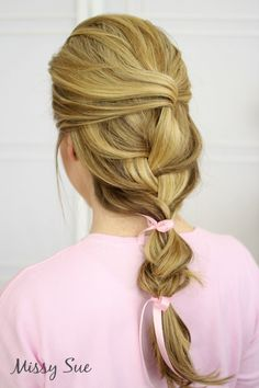 Braid 16-Fancy French Braid