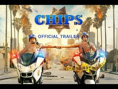 Dax Shepard and Michael Peña Star in CHIPs, An R-Rated Adaptation of the Classic Television Series