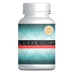 Luxxe Slim L-Carnitine and Green Tea Extract 60 Capsule Green Tea Extract, Weight Loss Supplements, Live Long, Slim, India, Waiting, Products, Fashion, Moda