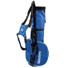 Deluxe Pencil Bag in Blue - Ideal for winter golf and travel