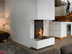 Learn more about the Bell Fires View Bell Vertical 3 among the fireplace products at Hearth and Home Calgary. Direct Vent Fireplace, Linear Fireplace, Custom Fireplace, Fireplace Hearth, Home Fireplace, Fireplace Ideas, Gas Fireplaces For Sale, Contemporary Fireplace Designs, Hearth And Home