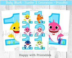 Check out our baby shark svg selection for the very best in unique or custom, handmade pieces from our digital shops. Christmas Countdown, Birthday Party Themes, 2nd Birthday, Birthday Stuff, Birthday Ideas, Triangle 3d, Age, Baby Hai, Shark Party Favors