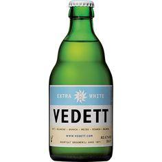 Cerveja Belga Vedett Extra White Garrafa - 330ml