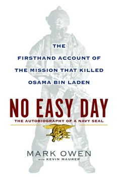 No Easy Day: The Firsthand Account of the Mission That Killed Osama Bin Laden-- pretty sure this is the first and only politic-related book that I want to read.